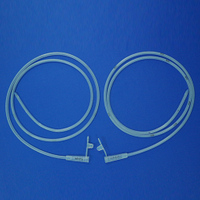 Silicone Single Connector Stomach Tube