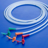 Silicone Stomach tube with X-ray Opaque line